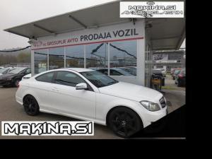 Mercedes-Benz C-Razred COUPE 220 CDI AUT+NAVI+XENON+F1+TEMP+STARTSTOP