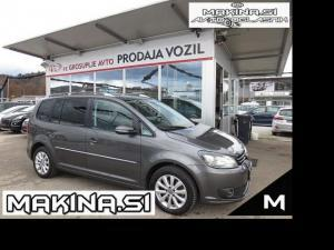 Volkswagen Touran 2.0TDI HIGHLINE NAVIGACIJA + BIXENON + 2 X AVTOMATSKA KLIMA + LED