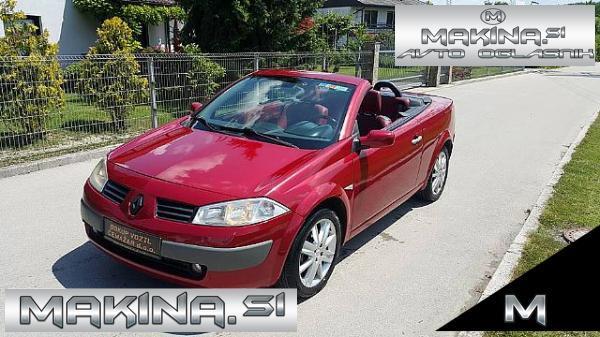 Renault Megane Authentique Confort 2.0 16V