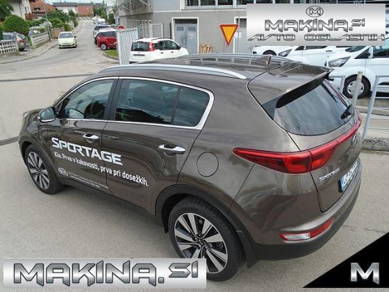 Kia Sportage 1.7 CRDI Motion