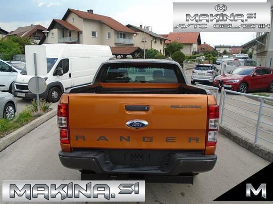 Ford Ranger Wildtrak 3.2 TDCi 147 kW 200 KM AVTOMATIC NA ZALOGI