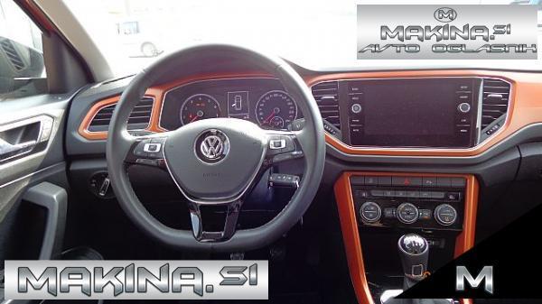 Volkswagen T-Roc 1.0 TSI BMT Style