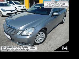 Mercedes-Benz E-Razred E BlueEFFICIENCY 220 CDI