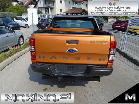 Ford Ranger 3.2TDCI 4x4 A6