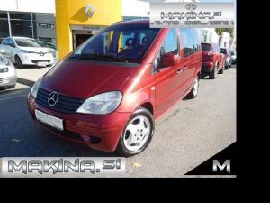 Mercedes-Benz Vaneo AMBIENT 1.9