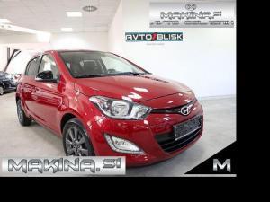 Hyundai i20 1.2-SLOVENSKI- SAMO 72.000KM- 1LASTNICA- LED- TEMPOMAT