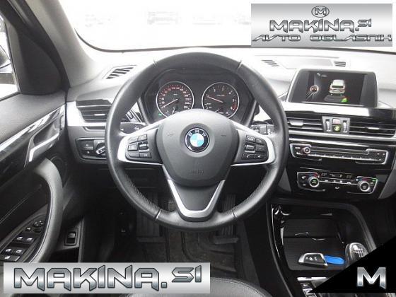 BMW serija X1- XDRIVE 20d USNJE + PDC + 2 X AVTOMATSKA KLIMA + 2 X LED + TEMPOMAT + ALU18