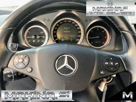Mercedes-Benz C-Razred C BlueEFFICIENCY 220 CDI T Avantgarde - Xenon