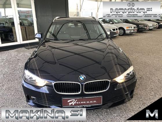 BMW serija 3- 316d Touring Avtomatic- navigacija- pdc- alu16