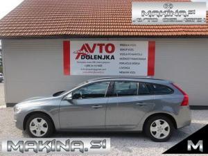 Volvo V60 2.0D D3 NAVIGACIJA +2 X PDC + 2 X AVTOMATSKA KLIMA + START STOP + 36000 PREVOŽENIH KILOME