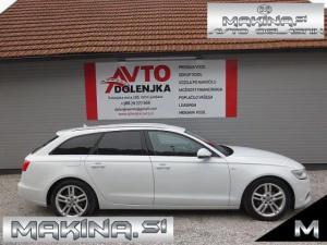 Audi A6 2.0TDI 2 X SLINE NAVIGACIJA + BIXENON + 2 X PDC + USNJE + ALU18 + LED