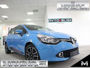 Renault Clio 1.2 16V-SLOVENSKO VOZILO- SAMO 69.000KM- NAVIGACIJA- BASS REFLEX-