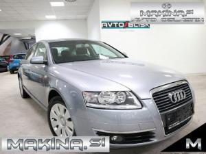 Audi A6 2.0 TDI- NAVIGACIJA- GRETJE SEDEŽEV- TEMPOMAT- ODLIČEN-