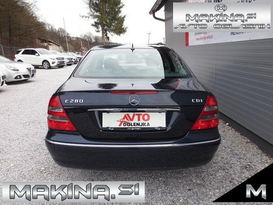 Mercedes-Benz E-Razred E 280CDI ELEGANCE AUTOMATIC + KLIMA + KREDIT BREZ POLOGA...