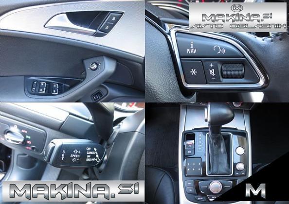 Audi A6 3.0TDI AUTOMATIC + 4X4 + BIXENON + NAVIGACIJA + PDC + USNJE + ALU 20