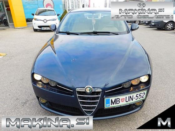 Alfa Romeo 159 1.9 JTDM Progression