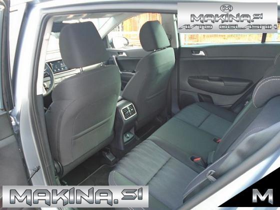 Kia Sportage 2WD 1.6 CRDI LX Edition ISG