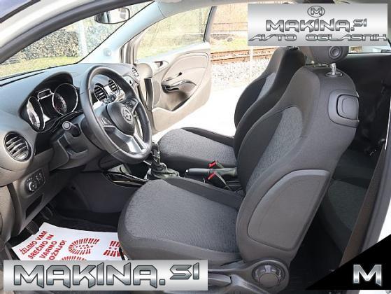 Opel Adam 1.2-SLOVENSKO VOZILO- SAMO 13.000KM- 1LASTNICA- KOT NOV-