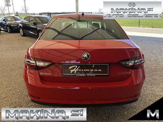 Škoda Superb 2.0 TDI Style- slovensko vozilo- 1.lastnik- pdc- xenon- alu17