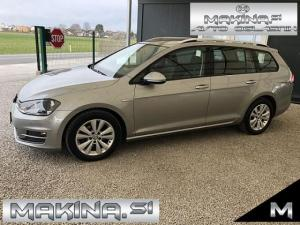Volkswagen Golf Variant 1.6 TDI BMT Comfortline- navigacija- pdc- alu16