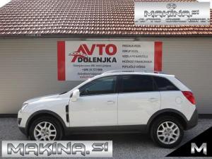 Opel Antara AWD 2.2 CDTI COSMO USNJE + KLIMA + 2 X PDC + BREZ POLOGA..