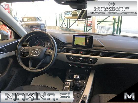 Audi A4 Avant 2.0 TDI Design- xenon- navigacija- pdc- alu16