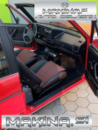 GOLF1 CABRIO 1,6 KARMAN
