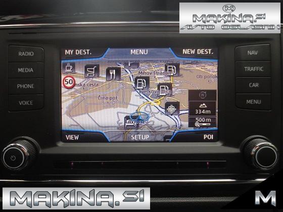 Seat Leon 1.6TDI CR BUSINESS + NAVIGACIJA + PDC + TEMPOMAT + ALU16 + LE 114 TKM...