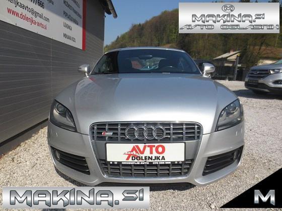 Audi TT Coupe 2.0T FSI S LINE + XENON + PDC + USNJE + POTOVALNI RAČUNALNIK + ALU