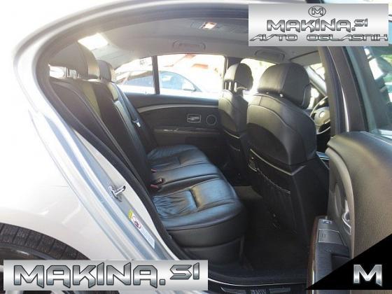 BMW serija 7- 730d AUTOMATIC SLOVENSKO VOZILO + BIXENON + 2 X PDC + USNJE + MEMORY + F1