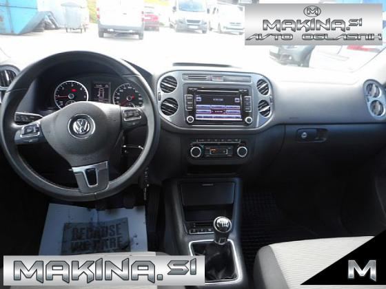 Volkswagen Tiguan 2.0 TDI BMT Trend Fun