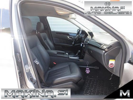 Mercedes-Benz E-Razred E250 CDI Avantgarde AUTOMATIC + NAVIGACIJA + USNJE + KAMERA + TEMPOMAT...