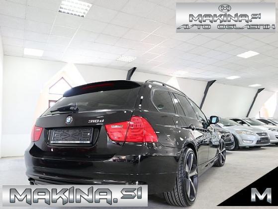 BMW serija 3- 318d Touring- BI.XENON- PDC- GRETJE SEDEŽEV-