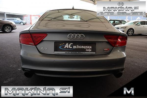 Audi A7 Sportback quattro 3.0 TDI S-tronic-S-LINE