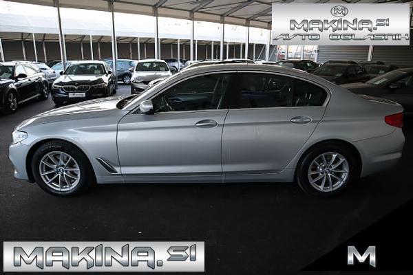 BMW serija 5- 520d Efficient Dynamics Edition Avtomatic- RADAR- 2 X PDC
