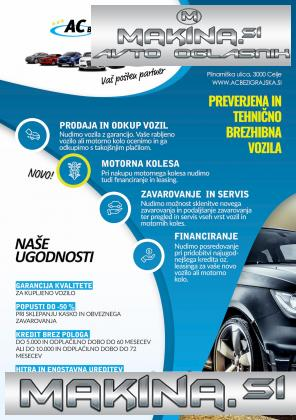 Ford Mondeo Karavan 2.0 TDCi Avtomatic Titanium- NAVIGACIJA- 2 X PDC- F1- KROM
