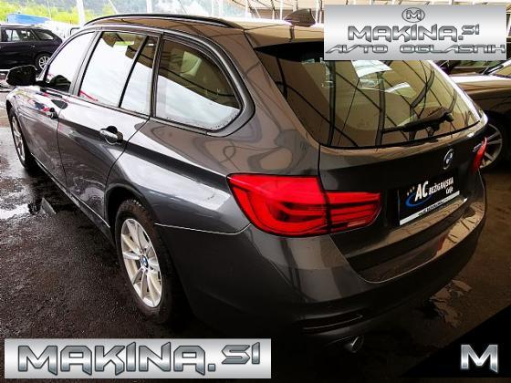 BMW serija 3- 318d Touring Business- NAVIGACIJA- PDC- ALU- JAMSTVO 12 MESECEV