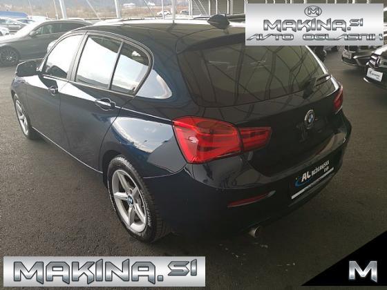 BMW serija 1- 116d EfficientDynamic Business- NAVIGACIJA- PDC- JAMSTVO 12