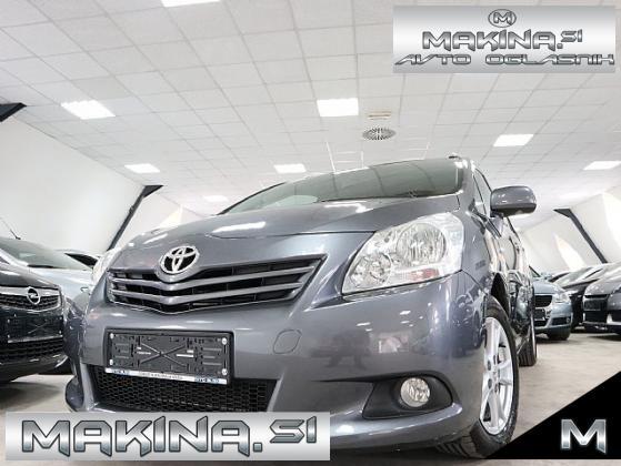 Toyota Verso 2.0 D-4D- SLOVENSKO VOZILO- KAMERA- TEMPOMAT- ALU-