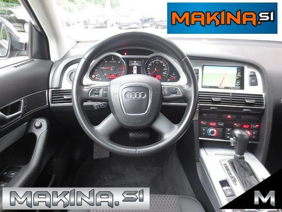 Audi A6 Avant 2.0 TDI DPF Multitronic+NAVI+XENON+LED