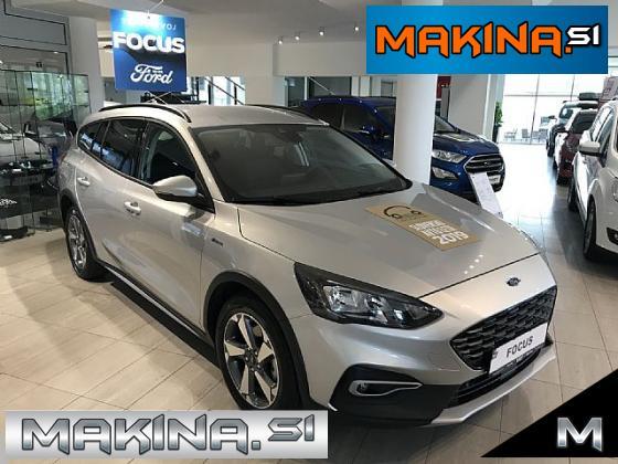 Ford Focus Karavan 1.0 EcoBoost Active