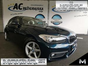 BMW serija 1- 116d EfficientDynamic Business- NAVIGACIJA- PDC- JAMSTVO 12