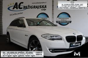 BMW serija 5- 520d touring-NAVIGACIJA PROFESSIONAL- BIXENON- 2 X PDC- ALU