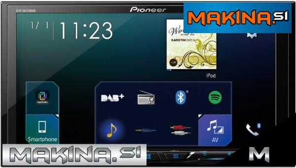 MULTIMEDIJSKI AVTORADIO PIONEER SPH-DA230DAB