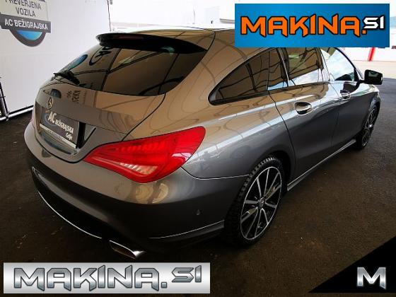 Mercedes-Benz CLA-Razred CLA 200 CDI Shooting Brake AMG Line- BIXENON- 2 X PDC-