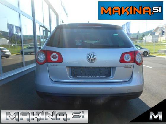 Volkswagen Passat Variant 4-motion 2.0 TDI DPF Comfortline CR