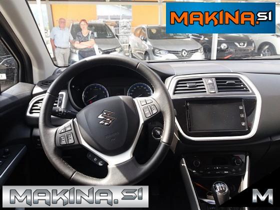 Suzuki SX4 S-Cross SX4 S-CROSS 1.6 VVT Premium