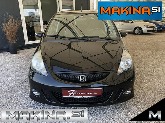 Honda Jazz 1.4i LS- slovensko vozilo- 1.lastnik- odličen