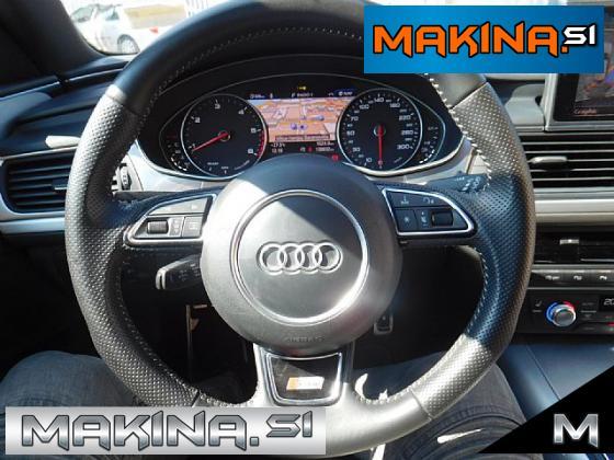 Audi A6 Avant 2.0 TDI ultra 3×S-line