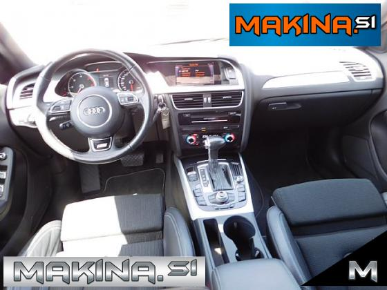Audi A4 Avant 2.0 TDI S-line Multitronic